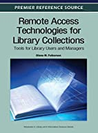 Remote Access Technologies for Library…