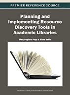 Planning and Implementing Resource Discovery…