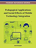 Pedagogical Applications and Social Effects…