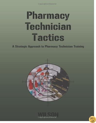 Pharmacy Technician Tactics