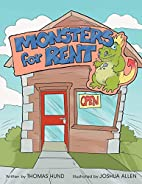 Monsters for Rent by Thomas Hund