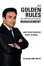 The Golden Rules of Human Resource…