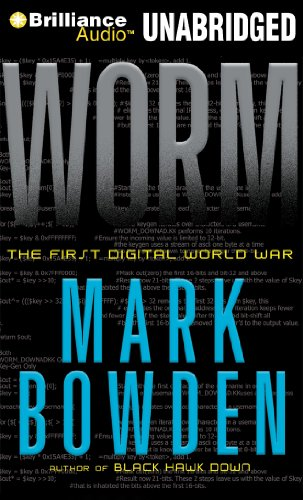 Cover of Worm by Mark Bowden