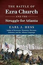 The Battle of Ezra Church and the Struggle…