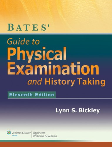 bickley-11e-text-visual-guide-package
