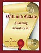 Will and Estate Planning Inventory Kit by…