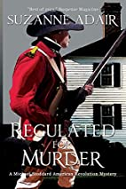 Regulated for Murder: A Michael Stoddard…