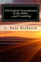 250 English Translations of the Bible,…
