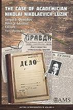 The Case of Academician Nikolai Nikolaevich…