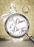 Claudia Bishop: A Dinner to Die For (Hemlock Falls Mysteries, Book 13)(Library Edition)