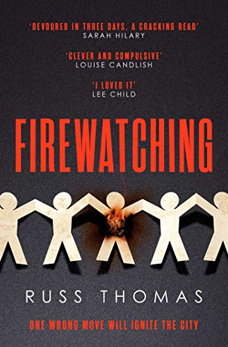Cover of Firewatching by Russ Thomas