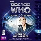 Night of the Whisper by Cavan Scott