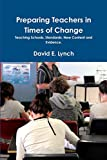 Lynch, David: Preparing teachers in times of change