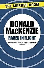 Raven in Flight by Donald MacKenzie
