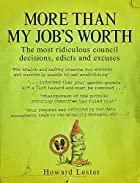 More Than My Job's Worth by Howard…