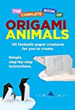 Woodroffe, David: The Complete Book Of Origami Animals