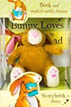 Bunny Loves to Read Book and Soft Toy by…