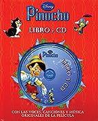 Disney Pinocho - Libro y Cd by Varios…