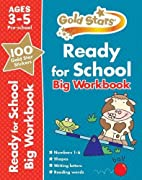 Gold Stars Ready for School Big Workbook…