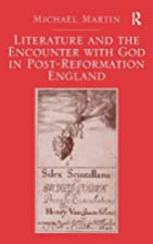 Literature and the Encounter with God in…