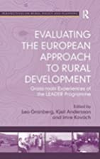 Evaluating the European approach to rural…