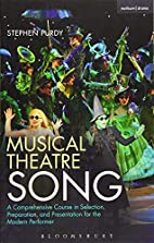 Musical Theatre Song (Performance Books) by…