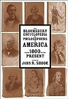 The Bloomsbury Encyclopedia of Philosophers…