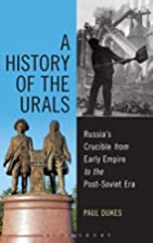 A History of the Urals: Russia's…