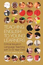 Teaching English to Young Learners: Critical…