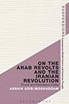 On the Arab Revolts and the Iranian…