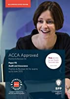 ACCA F8 Audit and Assurance (International):…