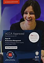 ACCA F5 Performance Management: Practice and…