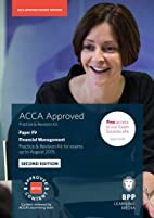 ACCA F9 Financial Management: Practice and…