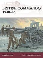 British Commando 1940-45 by Angus Konstam