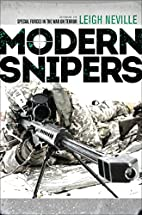 Modern Snipers (General Military) by Leigh…