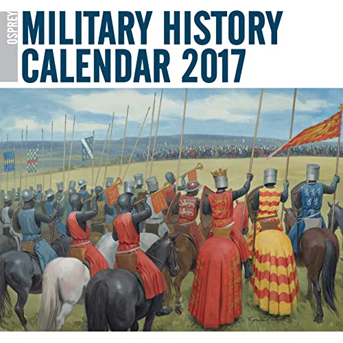 osprey-military-history-calendar-2017-general-military