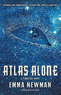 Atlas Alone cover