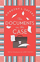 The Documents in the Case by Dorothy L…