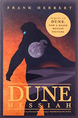 Cover of Dune Messiah by Frank Herbert