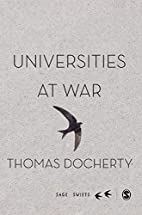 Universities at War by Thomas Docherty
