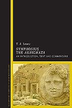 Symphosius - the Aenigmata : an…