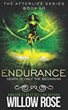 Endurance by Willow Rose