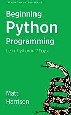 Treading on Python Volume 1: Foundations of…