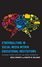 Cyberbullying in Social Media within…
