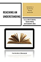Reaching an Understanding: Innovations in…