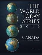 Canada 2013 (World Today (Stryker)) by Wayne…