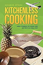 Kitchenless Cooking: Unique Techniques for…