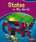 States in My World (Pebble Books: In My…