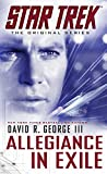 George III, David R.: Star Trek: The Original Series: Allegiance in Exile