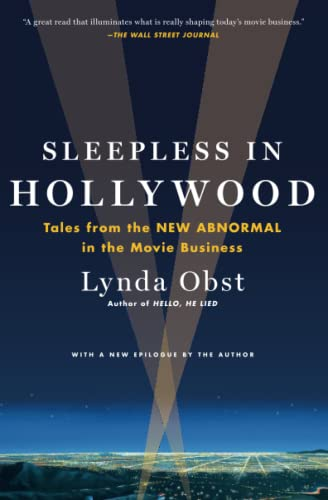 Cover of Sleepless in Hollywood by Lynda Obst